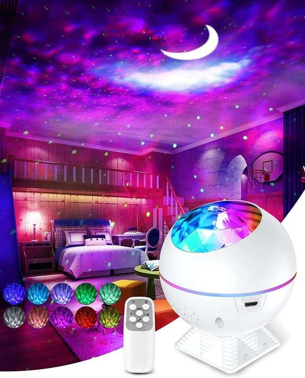Ceshu Mini Sternenhimmel Projektor für 17,99€ inkl. Versand (statt 30€)
