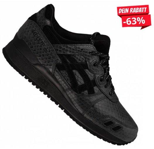 Asics Tiger Gel-Lyte III Black Mamba Pack Herren-Sneaker für 47,99€ + Versand