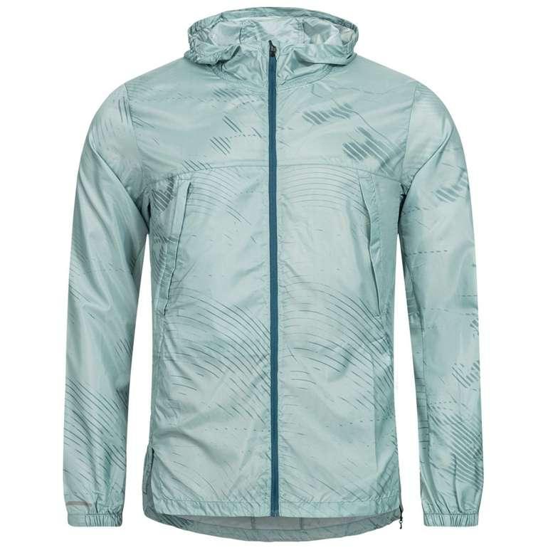 Asics Packable Herren Jacke in zwei Farben für je für 33,94€ (statt 51,90€)