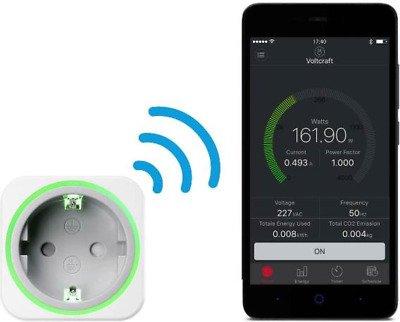 Voltcraft SEM6000 Energiekosten-Messgerät mit Bluetooth-Schnittstelle für 22€ inkl. VSK