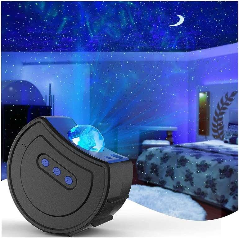 Hemuyoa LED Sternenhimmel Projektor für 17,99€ inkl. Versand (statt 30€)