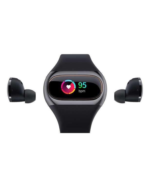 Aipower Wearbuds Fitnesstracker + kabellose Kopfhörer für 135,99€ inkl. Versand (statt 170€)