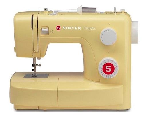 Singer 3223Y Simple Nähmaschine + Nähbuch für 88,88€ (statt 119€)