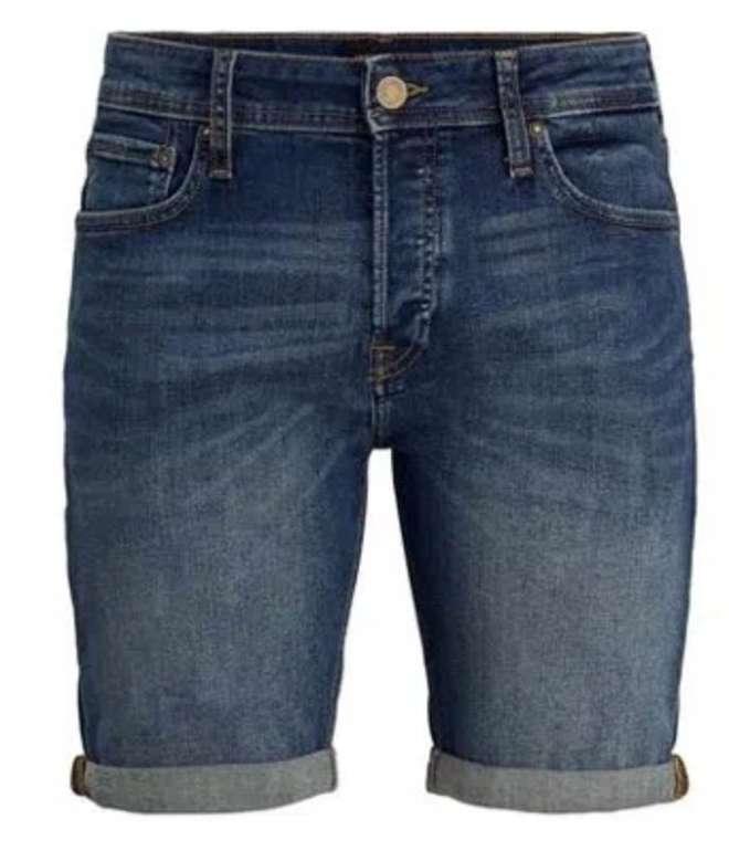 2er Pack Jack & Jones Herren Denim-Jeans Shorts für 35€ inkl. Versand (statt 58€) – oder 3 Stück für 50€!