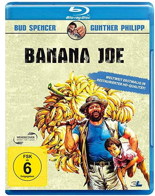 Banana Joe (Blu-ray) für 3€ inkl. Versand (statt 7€)