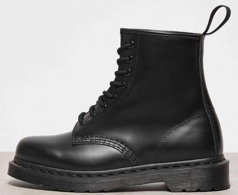Onygo: 20% Rabatt auf Dr. Martens Schuhe - z.B. Dr. Martens 1460 Mono Smooth für 147,99€ (statt 180€)