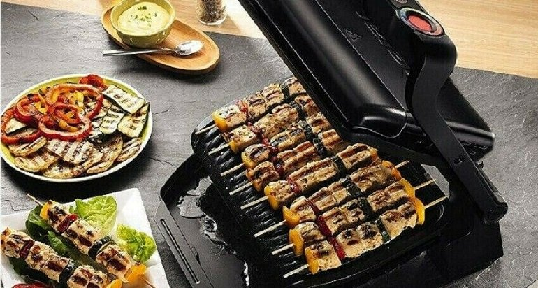Tefal GC7228 OptiGrill+ XL Kontaktgrill 2