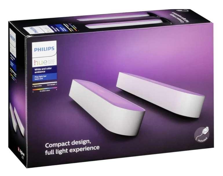 2x Philips Hue White and Color Ambiance Lightbar für 84,85€ inkl. Versand (statt 104€) - Newsletter!