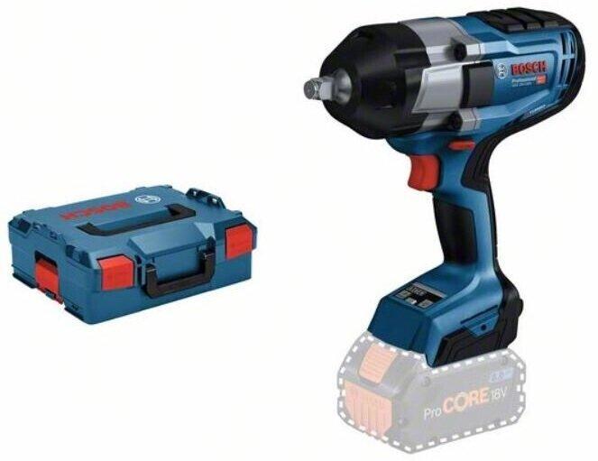 Bosch GDS 18V-1000 Schlagschrauber 1/2 mit 18 Volt und L-Boxx (06019J8301) für 245,51€ inkl. Versand