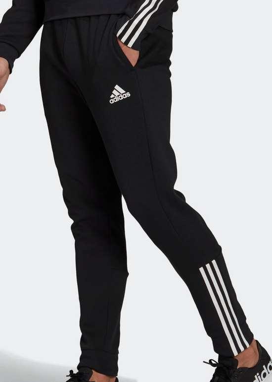 Adidas Essentials Matte Cut 3-Streifen Herren Hose für 35€ inkl. Versand (statt 43€)
