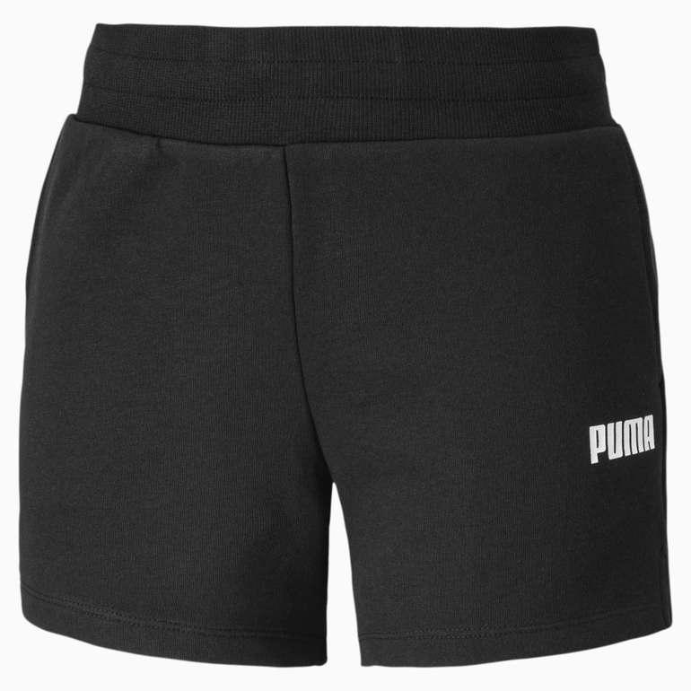 Puma Essentials Damen gestrickte Sweatshorts in 2 Farben für je 11,16€ inkl. Versand