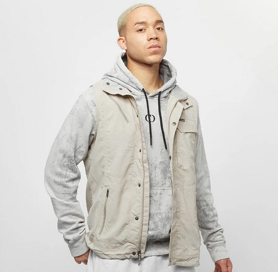 Columbia Sportswear Silver Ridge II Herren Weste für 43,99€ inkl. Versand (statt 56€)
