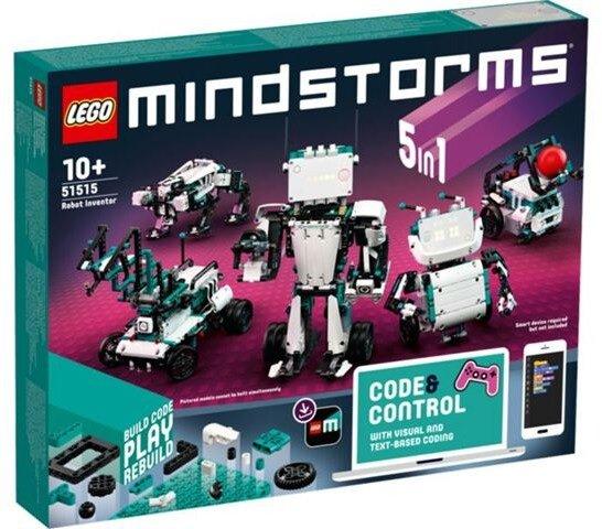Lego Mindstorms - Roboter-Erfinder (51515) für 249€ inkl. Versand (statt 270€)