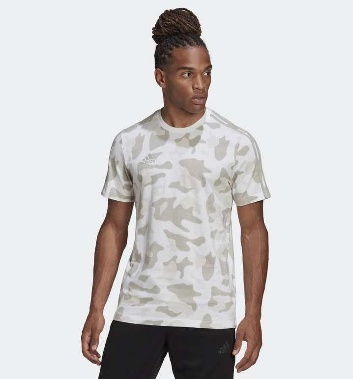 Adidas Camo Allover Print Herren T-Shirt in 3 Farben für je 17,82€ (statt 20€) - Creators Club