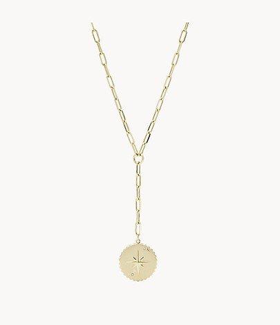 Fossil Damen Halskette Power Of Crystals für 23,20€ inkl. Versand (statt 39€)