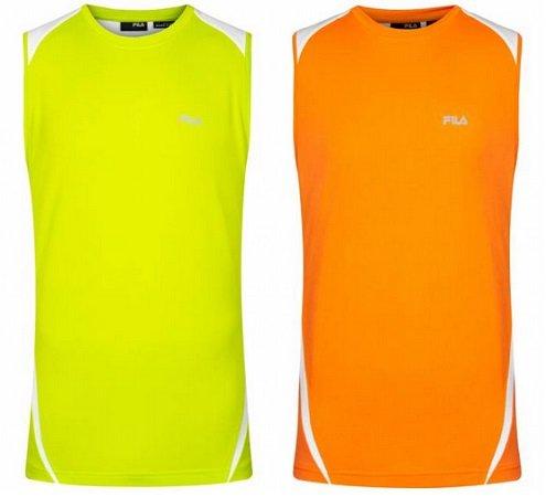 FILA Herren Sport Tennis Tank Top / Fitness Shirt U89412-335 für 6,17€