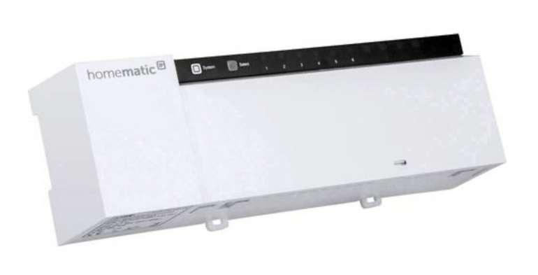 Homematic IP Funk Fußbodenheizungssteuerung HmIP-FAL230-C6 für 99€ inkl. Versand (statt 138€)