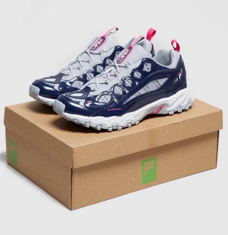 Fila SP Boveasorus 98 AT Herren Sneaker ab 24€ inkl. Versand (statt 50€)