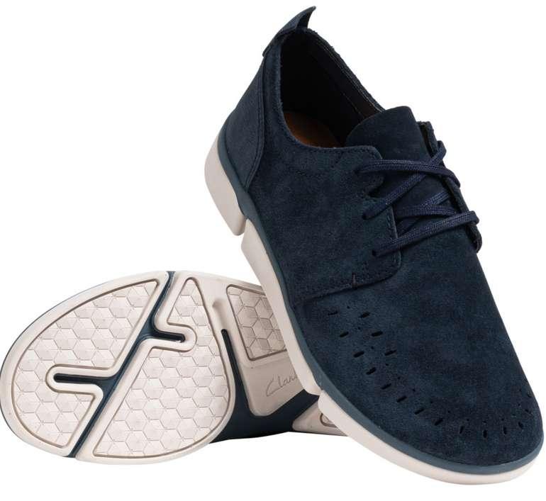 Clarks Trigenic Verve Boss Casual Herren Schuhe ab 21,95€ inkl. Versand (statt 46€)