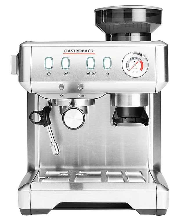 Gastroback 42619 Design Advanced Barista Espressomaschine für 399,99€inkl. Versand (statt 487€)