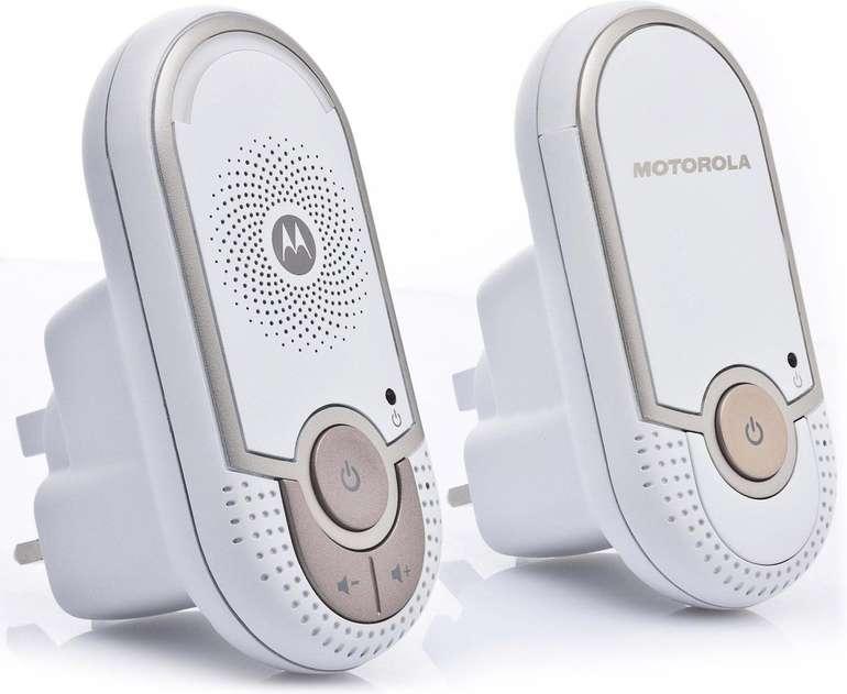 Motorola MBP8 Digitales Audio Babyphone für 23,85€ inkl. VSK (statt 29€)