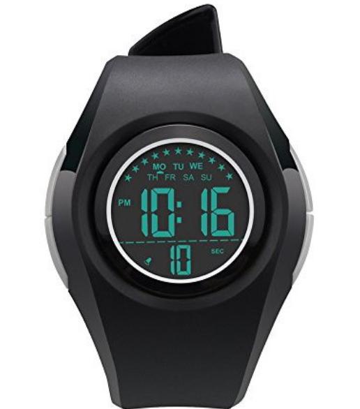 Xrexs Armbanduhr für Kinder (wasserdicht) für 5,99€ mit Primeversand