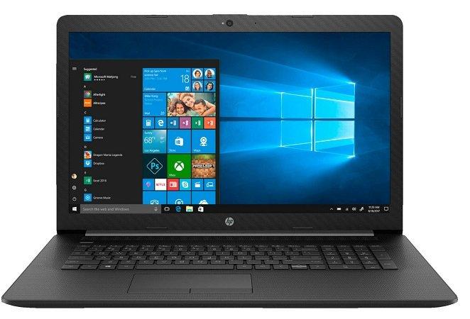 "HP 17-by0334ng - 17"" Full HD Notebook mit i7 Prozessor, 128GB SSD & W10 für 694€"