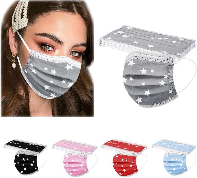 LineCill 50er Pack Einweg Mund-Nase-Masken für je 6,99€ inkl. Versand (statt 10€)