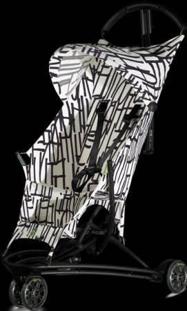 Quinny Dreiradkinderwagen Yezz in Schwarz/Weiß für 95,85€ inkl. Versand