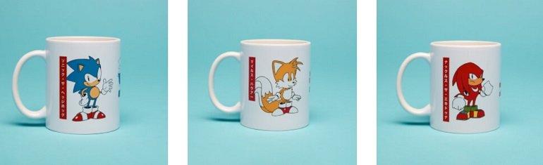 Sega Bundle Sonic T-Shirt