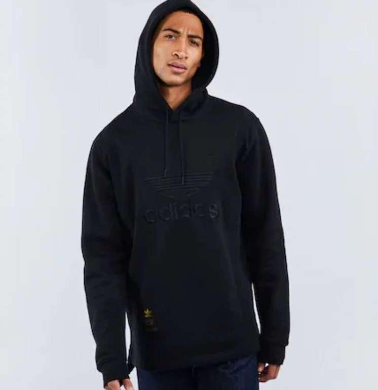 Adidas Superstar Warmup Herren Hoodie für 26,99€ inkl. Versand (statt 52€)