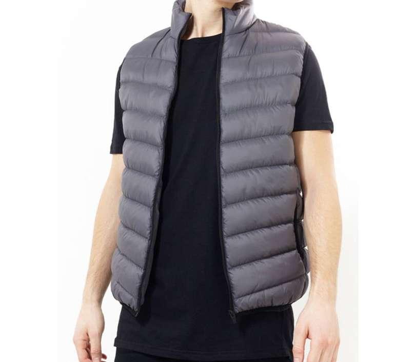 SportSpar: Brave Soul Sale - z.B. Chadderton Chevron Quilted Vest Herren Weste für 24,99€ (statt 60€)