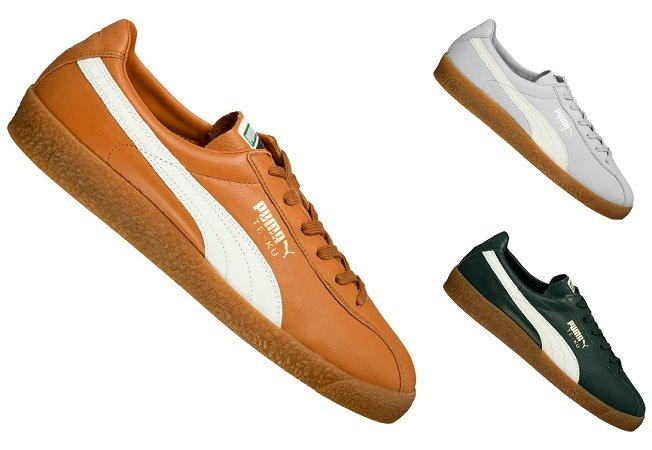 Puma Te-Ku Leder Sneaker in 3 Farben für je nur 26,17€ inkl. VSK (statt 50€)