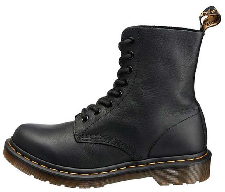 Dr. Martens Pascal Virginia Damen Ankle Boots in schwarz für 110,34€ inkl. Versand (statt 132€) - Größe 36,37,43