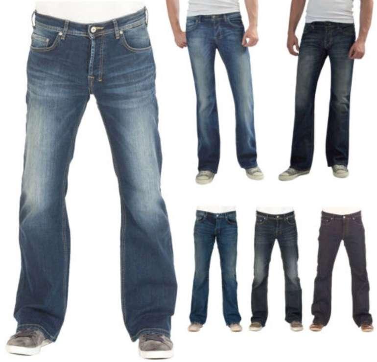LTB Herren Jeans Tinman Bootcut - Stretch Jeanshose bzw. Schlaghose für 44,95€ inkl. Versand (statt 60€)