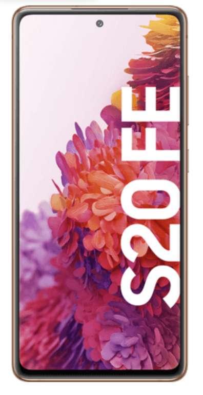 Samsung Galaxy S20 FE mit Samsung Galaxy Fit2 (1€) + Telekom green LTE 6GB Promo für 19,99€mtl.