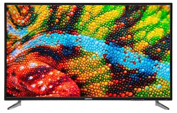 """Medion P14920 49"""" UHD TV mit Mediaplayer für 279,95€ inkl. Versand"""
