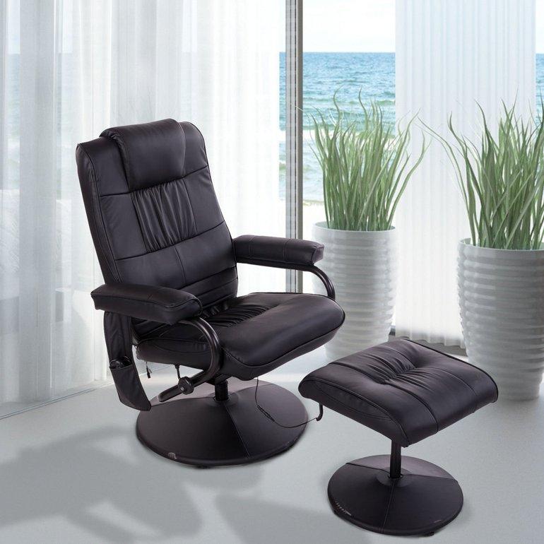 Homcom Relaxsessel mit Hocker für 137,90€ inkl. Versand