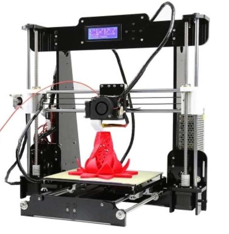 Anet A8 3D-Drucker für 95,99€ inkl. Versand (statt 120€) - EU-Lager!