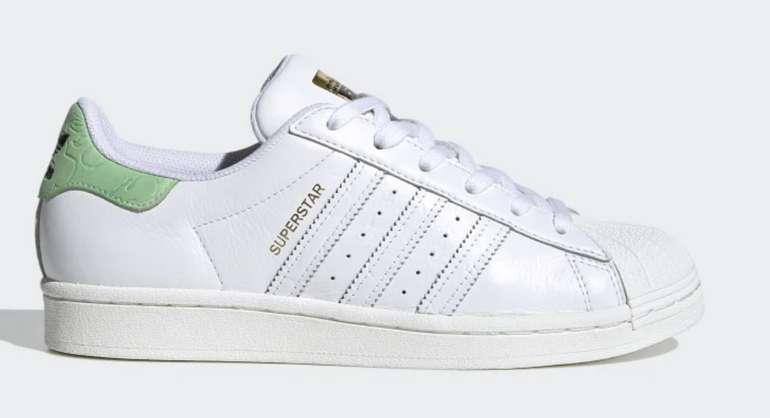 "Adidas Originals Superstar ""Glory Mint"" für 48,98€ inkl. Versand (statt 95€)"