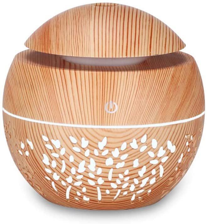 Eaylis LED Aroma-Diffuser (verschiedene Modelle) ab 8,85€ inkl. Versand (statt 16€)