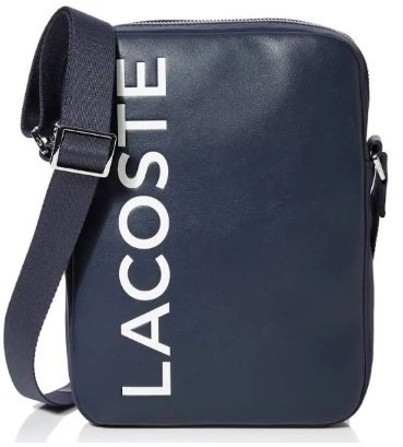 Lacoste M Vertical Camera Bag für 48€ inkl. Versand (statt 60€)
