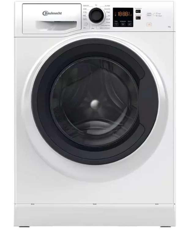 Media Markt & Saturn Inventur Abverkauf - z.B. Bauknecht WM 9 M100 Waschmaschine (9 kg, 1351 U/Min., D) für 399€ (statt 490€)