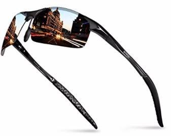 BoYou Polarisierte Herren Sonnenbrille für 15,39€ inkl. Prime (statt 22€)