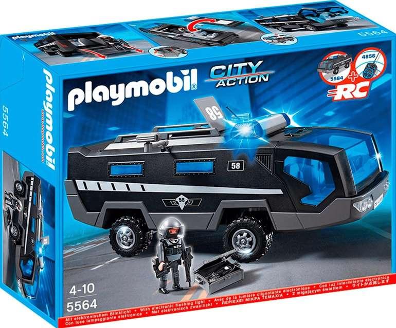 Playmobil (5564) City Action SEK-Einsatztruck für nur 44,94€ inkl. VSK (statt 70€)