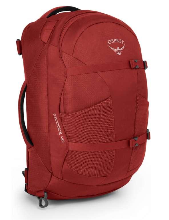 Osprey Reiserucksack Farpoint 40 SM für 59,90€ inkl. Versand (statt 70€)
