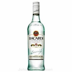 1,5 Liter Bacardi Carta Blanca Rum für 15,99€ (statt 27€)