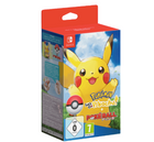 Pokémon: Let's Go, Pikachu + Pokéball Plus (Switch) + 2 Anhänger für 49€