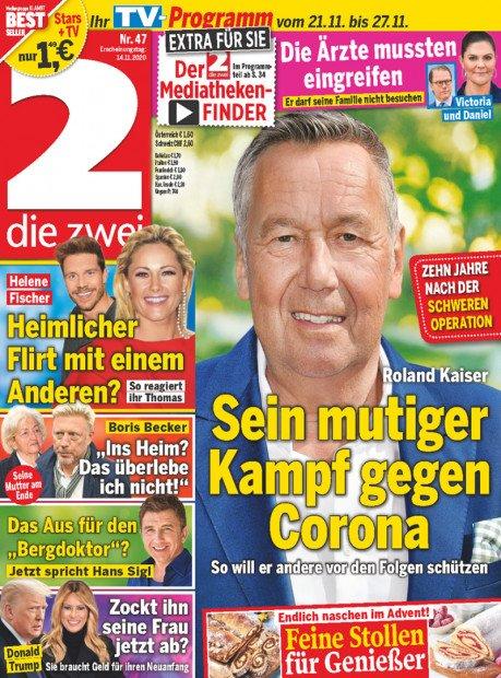 """Jahresabo """"Die 2"""" mit 52 Ausgaben für 77,48€ + 55€ Verrechnungsscheck"""