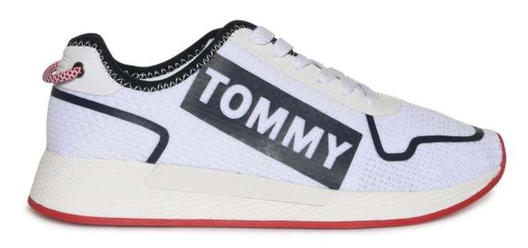 Dress for Less: 25% Rabatt auf Alle Styles - z.B. Tommy Jeans Sneaker Technica Flexi für 52,43€